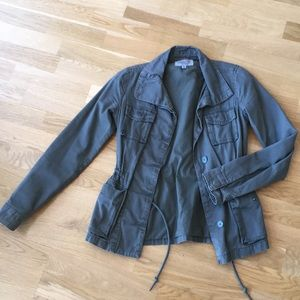 Urban Outfitters olive green utility jacket, XS
